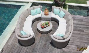 Outdoor Furniture, Rattan Furniture, Patio Furniture (M5S432)