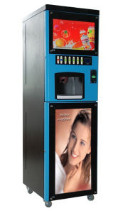 Automatic Multimedia Coffee Vending Machine, Soft Drink pictures & photos