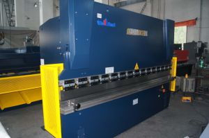 Hydraulic Press Brake Wc67y-350t3200 pictures & photos