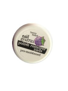 China Acetone Free Nail Polish Remover Wipes with MSDS