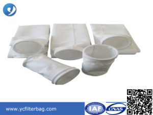 Anti-Static, Oil and Water Repellent, PTFE Membrane Polyester Filter Bag pictures & photos