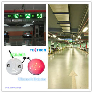 Mechanical Car Parking System From Tectron with Wireless Detector