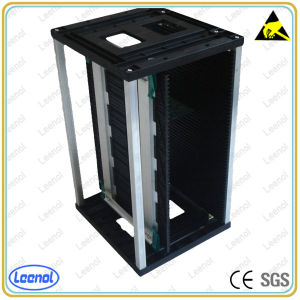 Electronic Discharge PCB Circulation Racks pictures & photos