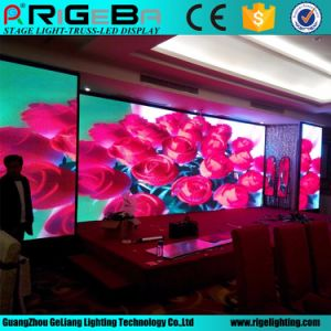 P6 HD Full Color Indoor Use Video Show LED Display Screen pictures & photos
