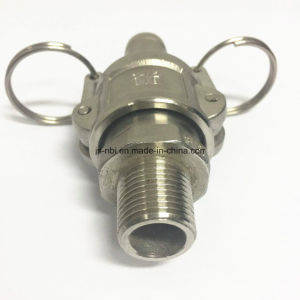 Stainless Steel Pipe Quick Fitting-Pipe Tube Coupling pictures & photos