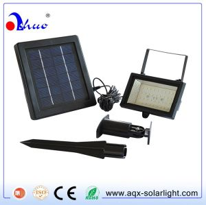 2w Solar Light With Day Night Sensor For Outdoor Landscape Msd 03