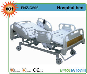 Fnz-C506 Hospital Bed Dimensions CE Approved pictures & photos