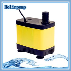 Small Electric Plastic Multi-Function Aquarium Mini Submersible Pond Water Fountain Pump (HL-1000U)