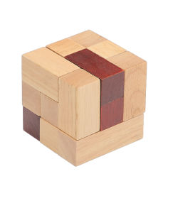 Wooden Magic Cube Game Wooden Toys (CB1107) pictures & photos