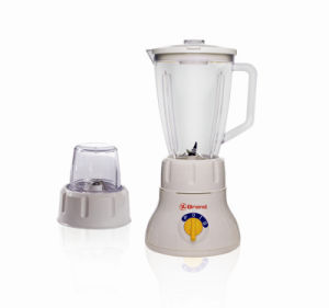 Geuwa 2 in 1 with 300W Motor and Safety Interlock Electric Blender pictures & photos