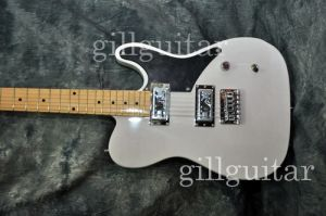 Cabronita Tele White Blonde Guitar