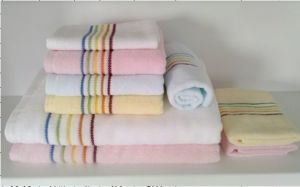 Popular Zero-Twist Yarn Square/Washing/Bath Towel (HY-5)