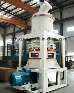 China Famous Manufacturer Hgm Series Stone Micro Powder Mill