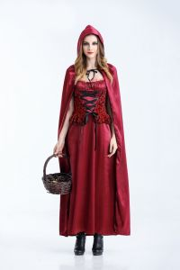 Adult Halloween Little Red Riding Hood Costumes for Women