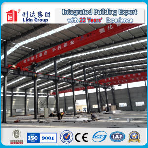 Prefabricated Industrial Commercial and Residential Steel Structure Building pictures & photos