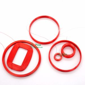 Red Copper Coil in China Coil Manufacture (enamelled wire coil)