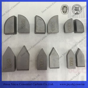 Yg6 Tungsten Carbide Brazed Tips C122 C120 for Threading Tools pictures & photos