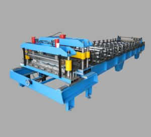 Tile Cold Roll Forming Machine