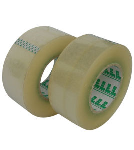 Packing Tape Clear of Industry Packing 60X100X40mic pictures & photos