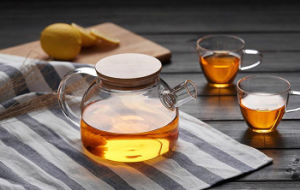 Heat Resistance High Borosilicate Glass Teapot Tableware for Wholesaler pictures & photos