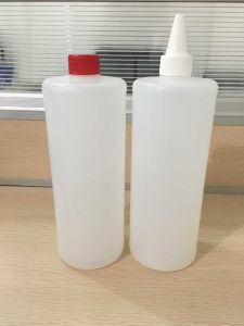 ISO9001 500ml 1000ml Glue Liquid Bottles