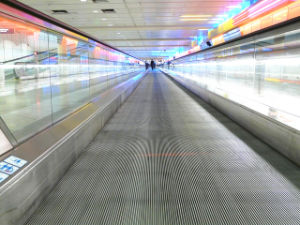 Automatic Moving Walk Safety Moving Sidewalk pictures & photos