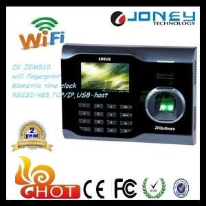Zk Software RS232/RS485 Biometric Attendance System Fingerprint Reader with Sdk pictures & photos