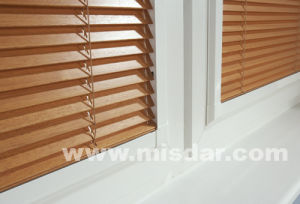 Electric Wood Venetians Blinds