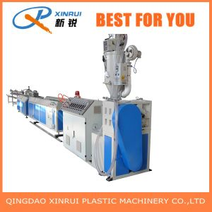 PVC Wood Plastic Composite Extruder Production Line pictures & photos