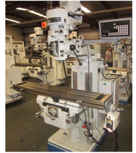 Economic Turret Milling Machine (Small turret milling machine X6323A) pictures & photos