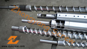 Extruder Single Screw and Cylinder pictures & photos