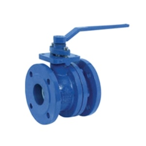 Flanged Ball Valve (2PC type)