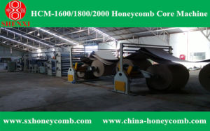 Hcm-1600 Honeycomb Core Machine pictures & photos