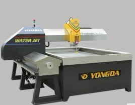 CNC Water Jet Cutting Machine, Waterjet Cutting Machine (YD-1212(3 axis))