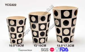 Ceramic Decorative Vase for Wholesale
