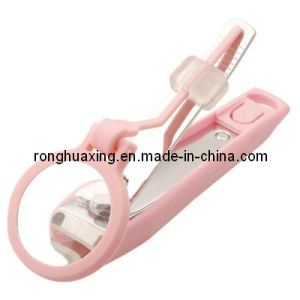 N-0716sf Lfbg Certificated Magnifying Nail Clipper pictures & photos