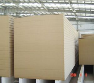 1830X3660X16mm MDF Sheet From MDF Manufacturer pictures & photos