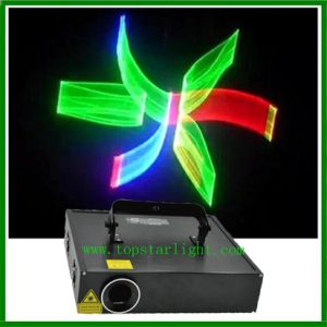 New Laser Show System 2W Full Color Laser Lighting