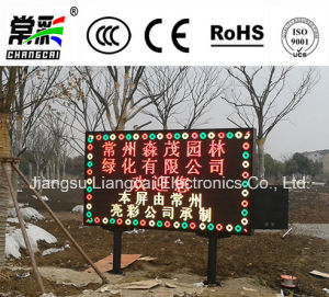 Three Color P16 Outdoor LED Display for Stage