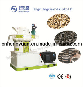 Good Performance Rice Stalk/Corn Stalk Pellet Forming Mill