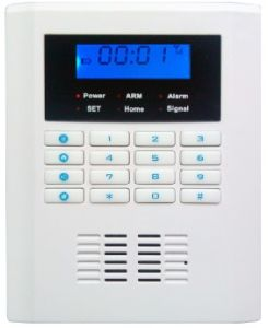 Wired Wireless GSM Alarm with LCD (ES-2010GSMB) pictures & photos