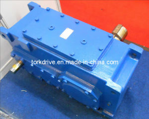 H Parallel Shaft Helica Gearbox Flender Type