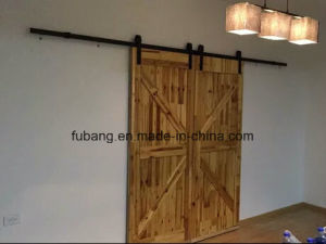 Home Designs Sliding Barn Door Hardware Lowes pictures & photos