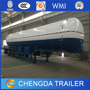 48cbm High Pressure LPG Tank Semi Trailer for Sale pictures & photos