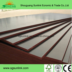 Construction Grade Film Faced Plywood pictures & photos