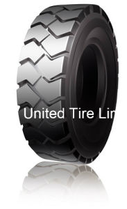 New Rubber Forklift Pneumatic Tire, 6.00-9 Industrial Tires