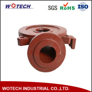 OEM Sand Casting Iron Parts for Industrial