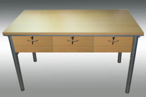 School Furniture Teacher Office Table Desk for Office pictures & photos