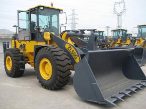 5tons Best Wheel Loader for Sales (ZL50G) pictures & photos