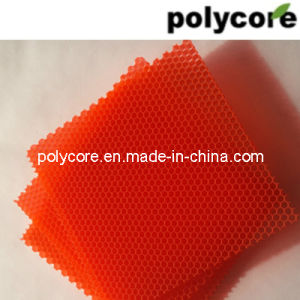 Lighting Energy Saving PC Honeycomb Panel 6.0 Red pictures & photos